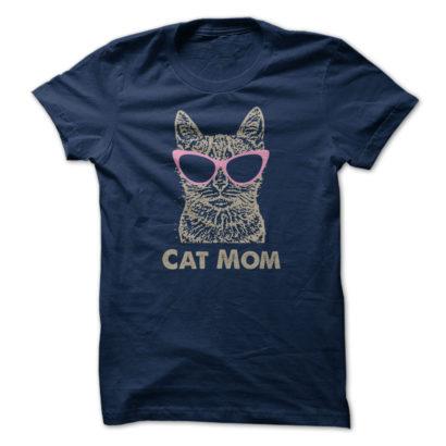 Cat-Mom-NavyBlue