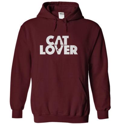 Cat-Lover-white-Maroon